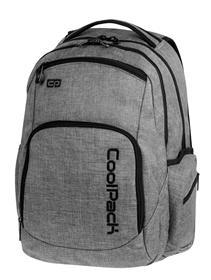 Plecak miejski CoolPack Break Snow Grey 75954CP